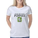 Show me your Puppies Women's Classic T-Shirt