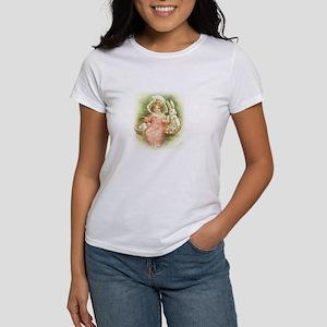 """""""Cute Easter Bunny"""" Women's T-Shirt"""