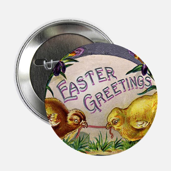 """""""Easter Chicks"""" 2.25"""" Button (10 pack)"""