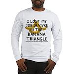 Long Sleeve T-Shirt feat. Banana Triangle