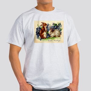 """Easter Bunnies"" Light T-Shirt"