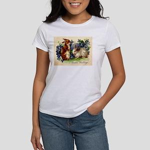 """""""Easter Bunnies"""" Women's T-Shirt"""