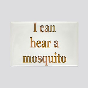 Mosquito Rectangle Magnet