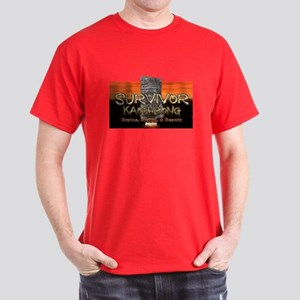 Survivor Kaoh Rong Dark T-Shirt