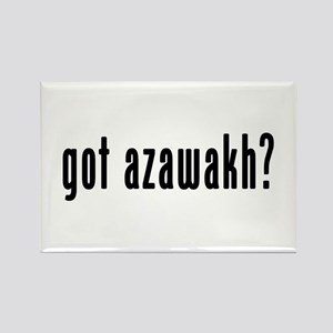 GOT AZAWAKH Rectangle Magnet