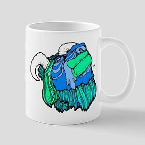 Wildebeast COLOR A Mug