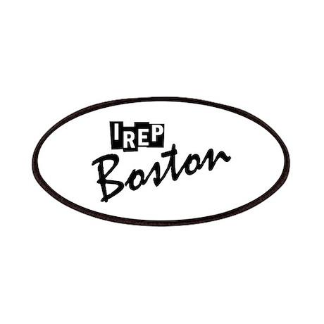 I rep Boston Patches