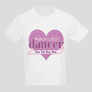 Personalized Dance Gear Kids Light T-Shirt