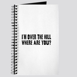 Over the Hill Journal