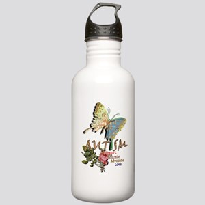 Autism: Stainless Water Bottle 1.0L