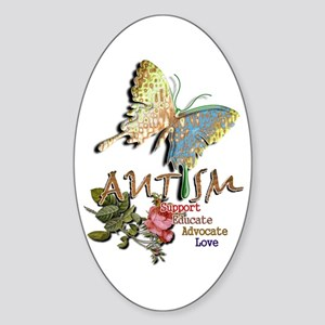 Autism: Sticker (Oval)