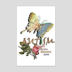 Autism: Mini Poster Print