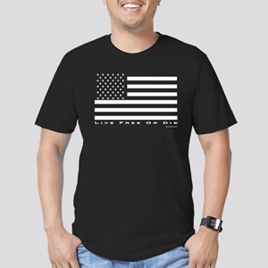 LiveFree or Die flag usa T-Shirt