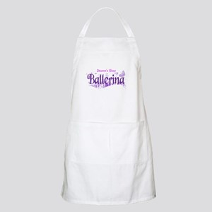 Personalize Your Ballerina Apron