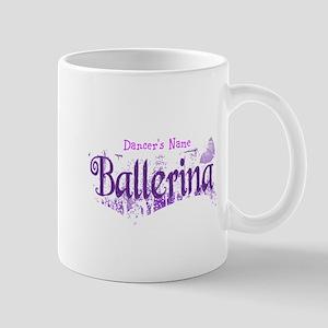 Personalize Your Ballerina Mug