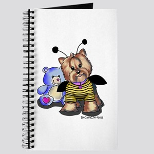 My Yorkie, my love bug Journal
