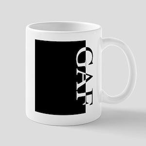 GAF Typography Mug