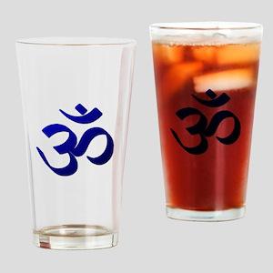 OhmD Drinking Glass