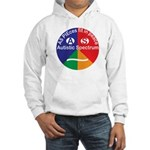 Autistic Spectrum Hooded Sweatshirt
