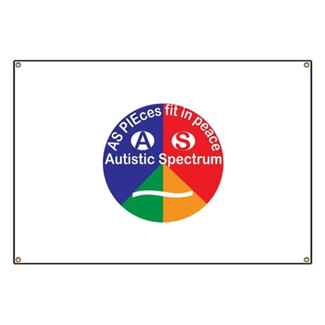 Autistic Spectrum Banner