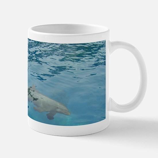 DOLPHIN SWIMMING Mug