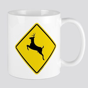 Deer Crossing (Repulsive) Mug