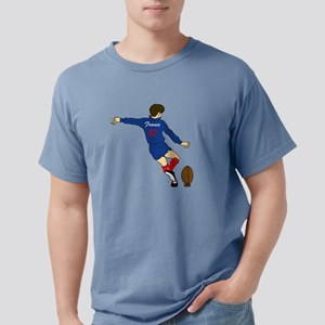 French Rugby Mens Comfort Colors Shirt