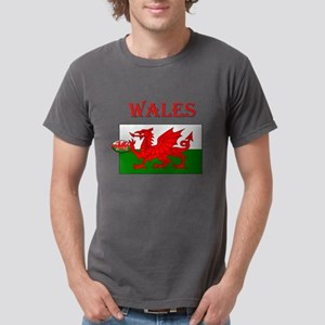 Wales Rugby Mens Comfort Colors Shirt
