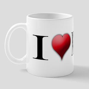 I Love My Himalayan Mug