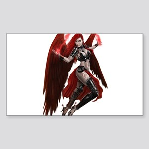 Erinyes Sticker (Rectangle)