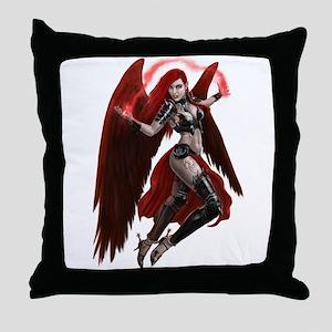 Erinyes Throw Pillow