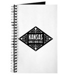 Kansas Girls Kick Ass Journal