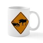 Moose Sign Newfoundland Mug