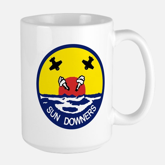 VFA 111 Sun Downers Large Mug