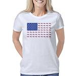 FLAG-O-SLEDS- Women's Classic T-Shirt