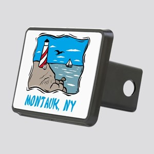 Montauk, NY Rectangular Hitch Cover
