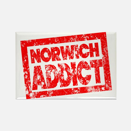 Norwich ADDICT Rectangle Magnet