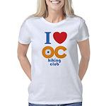 I-love-OCH-blue-on-transpa Women's Classic T-Shirt