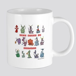 Dragons Mugs