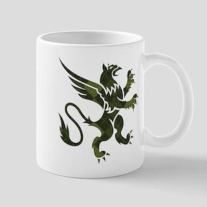 Argyle Gryphon Mug