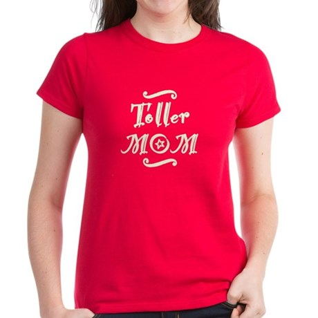 Toller MOM Women's Dark T-Shirt
