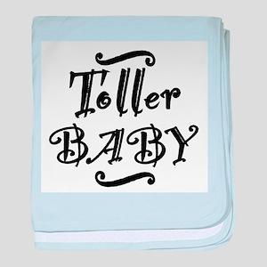 Toller BABY baby blanket