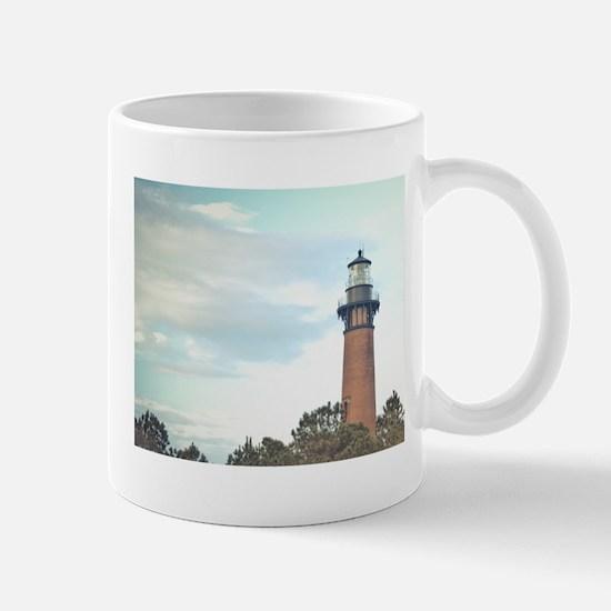 Currituck Beach Light Mug