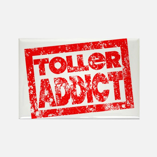 Toller ADDICT Rectangle Magnet