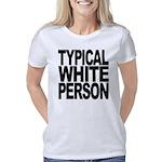 typicalwhitepersonblk Women's Classic T-Shirt