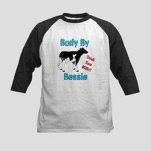Body By Bessie Kids Baseball Jersey