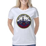 albany patch transparent Women's Classic T-Shirt