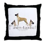 Dagmar Fawn 2 Throw Pillow
