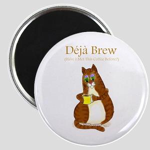 Deja Brew Magnet