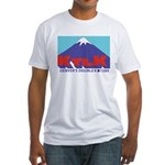 KTLK Denver 1975 - Fitted T-Shirt